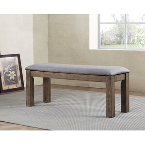 Costabella Upholstered Bench by Roundhill Furniture