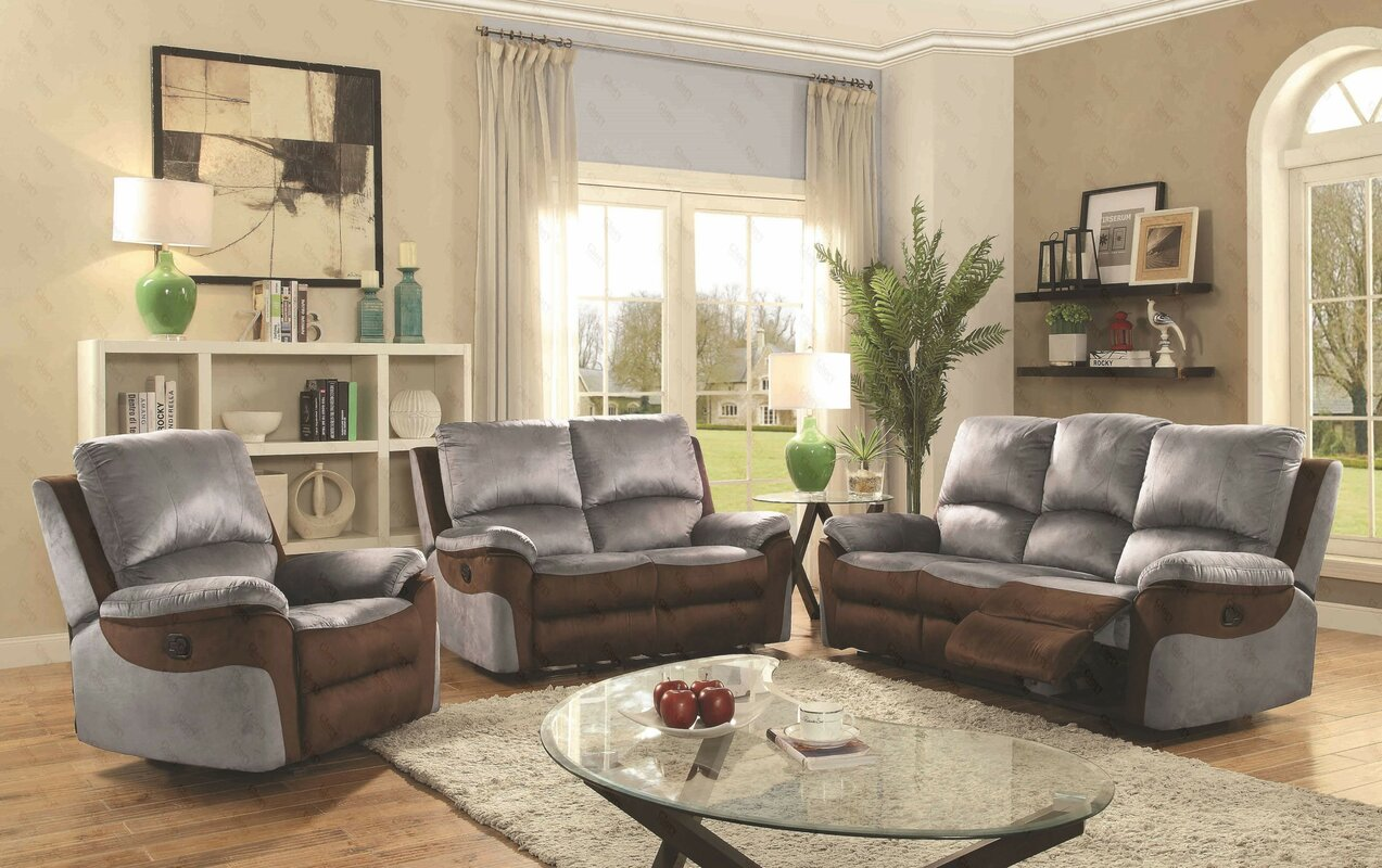 Darby Home Co Winborne Configurable Living Room Set Reviews