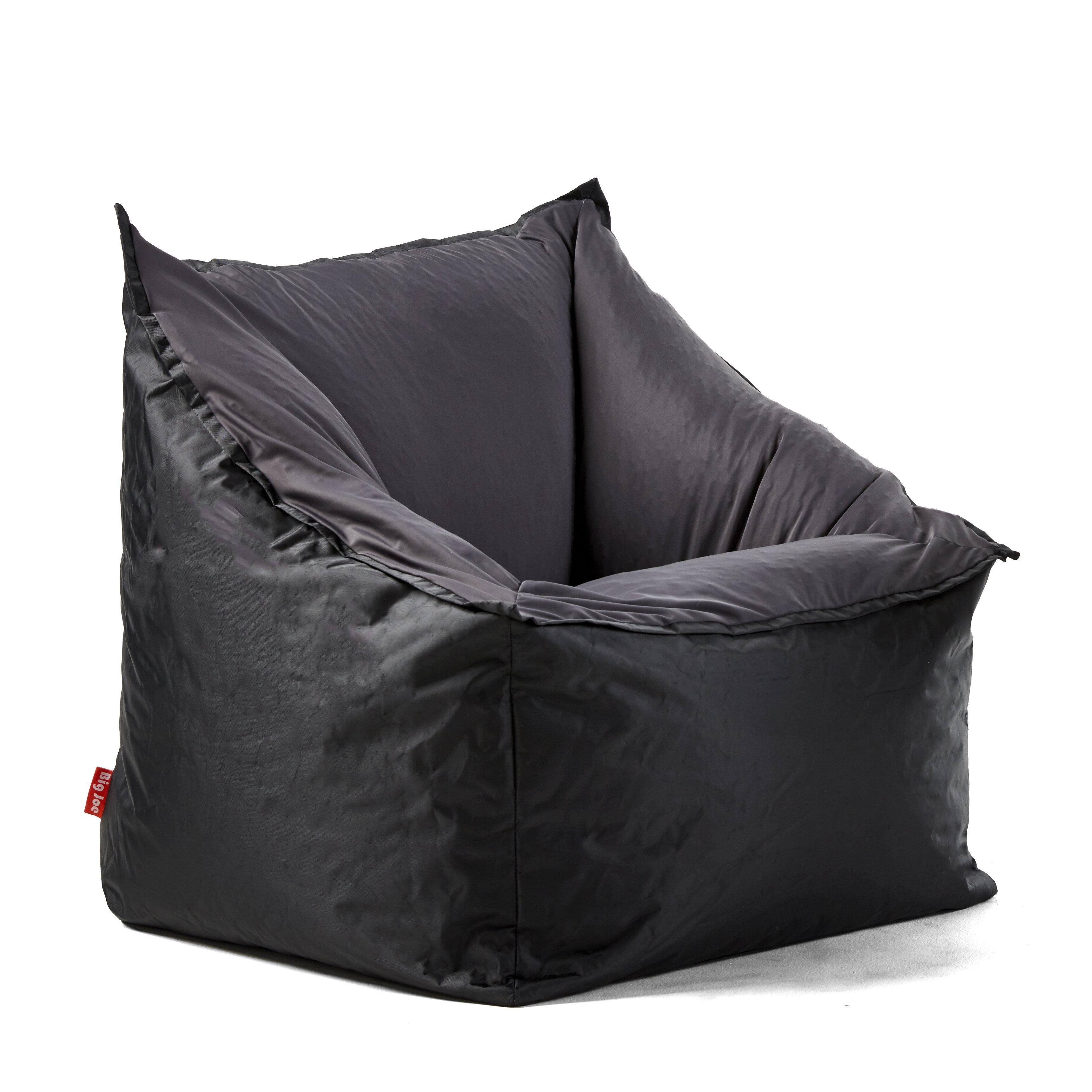 Bon Comfort Research Big Joe Slalom Bean Bag Chair U0026 Reviews   Wayfair