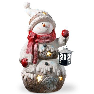 Snowman Figurines You Ll Love Wayfair