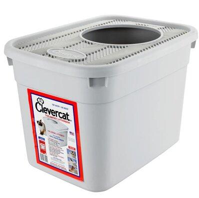 Top Entry Standard Litter Box Clevercatinnovations