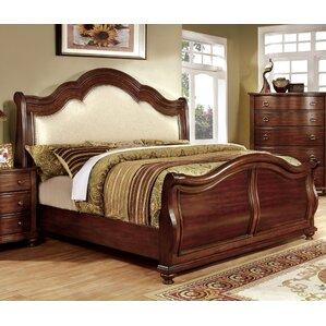 Harrelson Upholstered Platform Bed by Astoria Grand