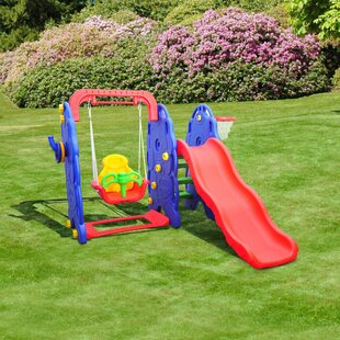 Garden Playground Swing Set