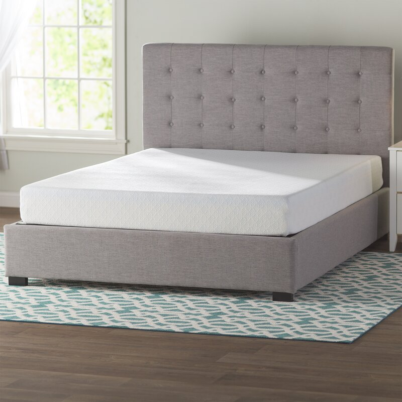 foam sleep gel memory pdp mattress wayfair furniture firm