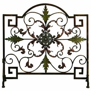 Traditional Fireplace Screens You'll Love | Wayfair
