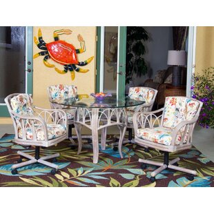 Presley 5 Piece Dining Set Great Reviews