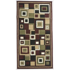 Karyn Red Indoor Area Rug
