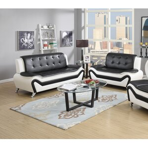 Elzada 2 Piece Living Room Set by Latitude Run
