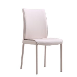 Rayes Modern Upholstered Dining Chair (Set of 4) by Varick Gallery