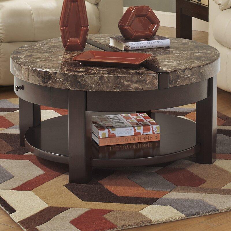 Loon Peak Evergreen Coffee Table With Lift Top U0026 Reviews | Wayfair