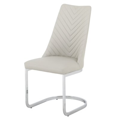 Brayden Studio Rathjen Parsons Upholstered Dining Chair