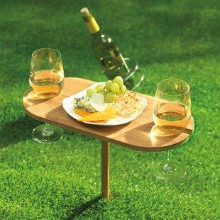 Renner 2 Bottle Floor Wine Glass Rack