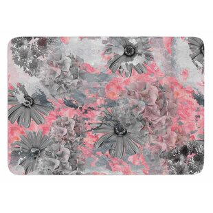 blush pink bath rug wayfair