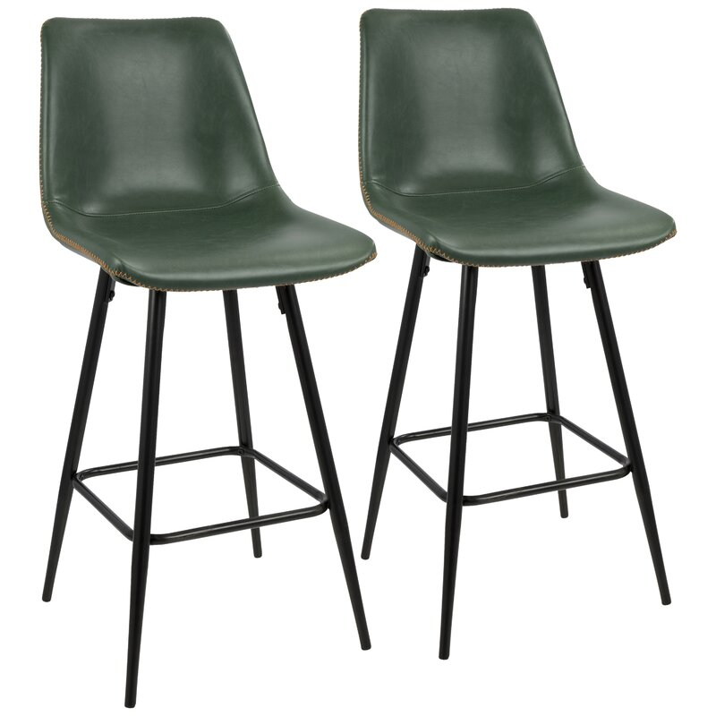 Mercury Row Rylee 25 Bar Stool Reviews Wayfair