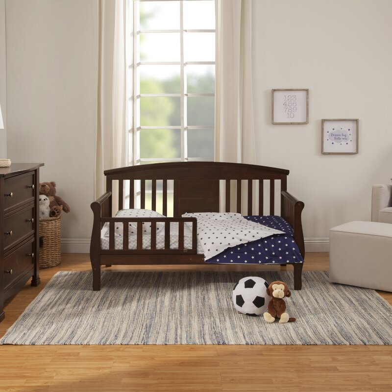 Davinci Elizabeth Ii Convertible Toddler Bed Reviews Wayfair