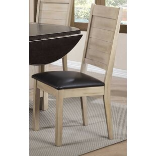 Markowski Upholstered Dining Chair (Set of 2)