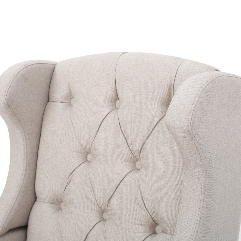 Herault Tufted Recliner