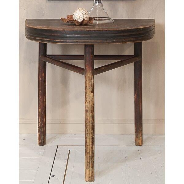 Sarreid Ltd Semi Circle Wall End Table U0026 Reviews | Wayfair