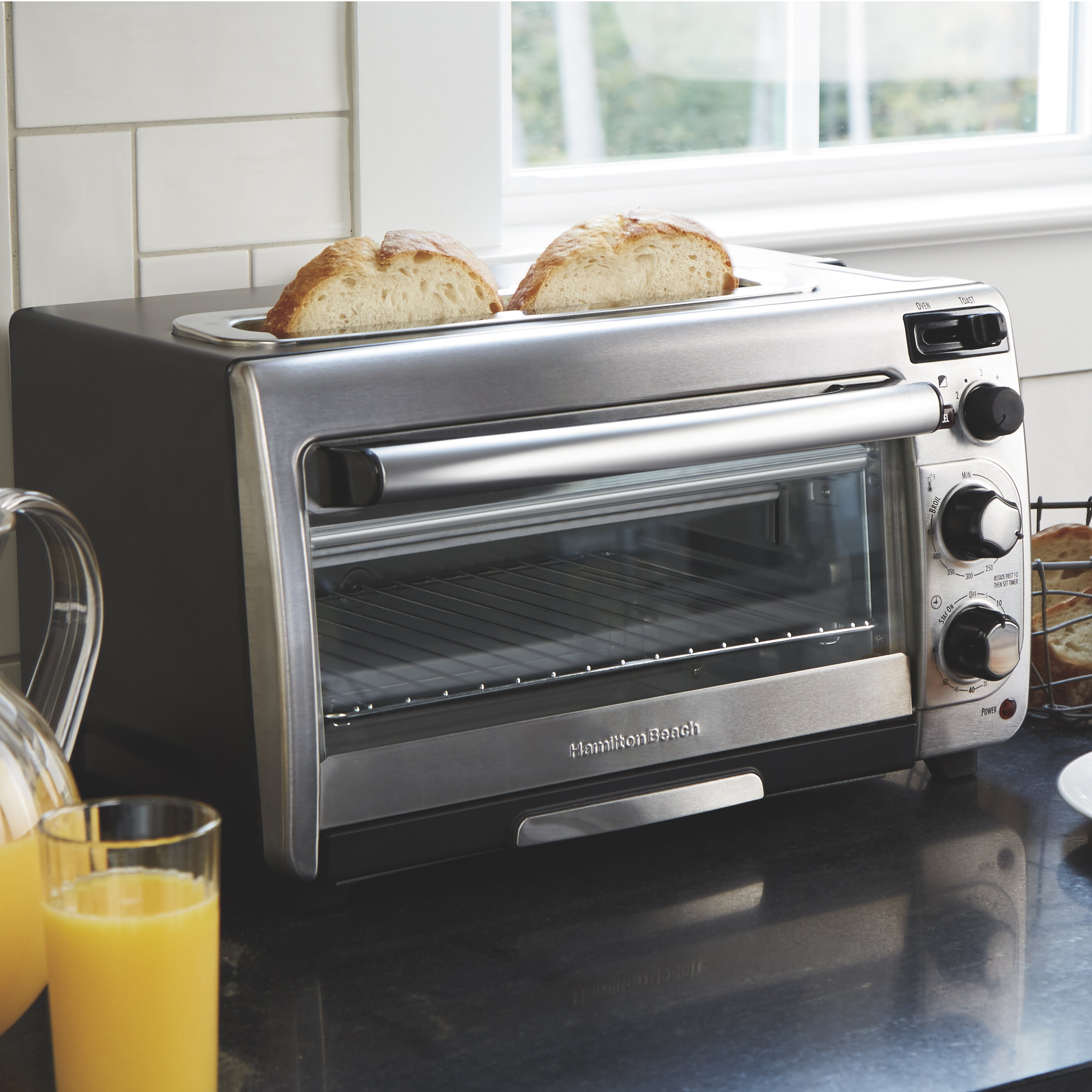 price oven x target mini stainless toaster sale steel conventional countertop of photo for