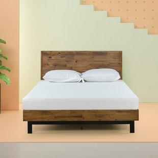 5d02d95da12f Modern Wood Beds | AllModern
