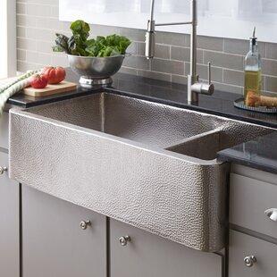 Nickel Kitchen Sinks You\'ll Love | Wayfair