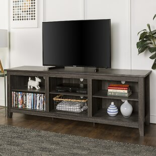 Black Silver Tv Stands You Ll Love Wayfair
