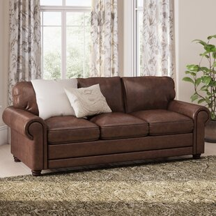 Canora Grey & Wholesale Interiors Leather Sofas You\'ll Love ...