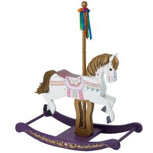 Animal Inspiration Carousel Rocking Horse