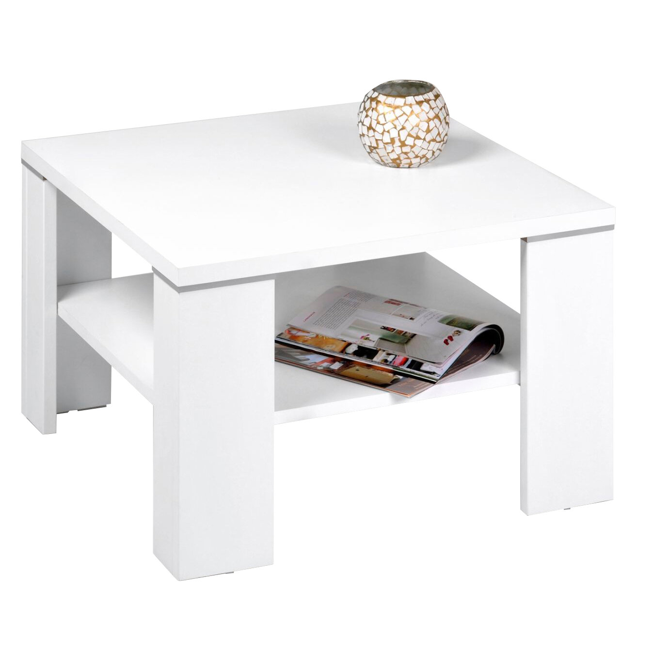 AlfaTische Santos Coffee Table With Storage Reviews Wayfaircouk - Santos coffee table