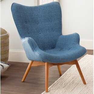 Beige Mid Century Modern Accent Chairs Youll Love Wayfair