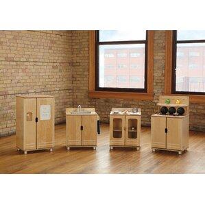 Exceptional 4 Piece TrueModern Kitchen Set