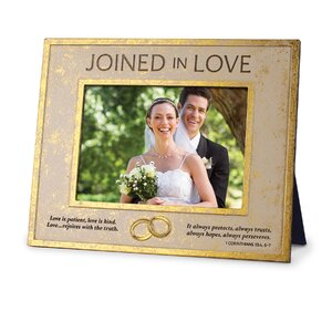 Joined in Love Picture Frame