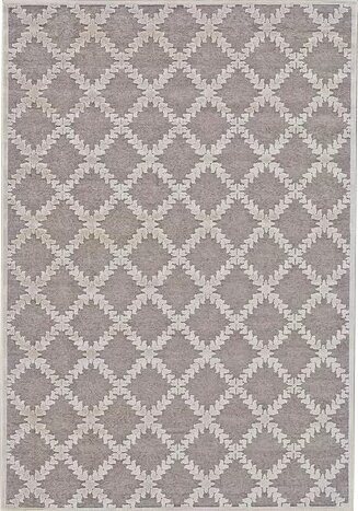 lark manor prioleau grey area rug & reviews | wayfair