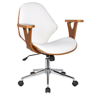 Modern Wood Desk Chairs AllModern