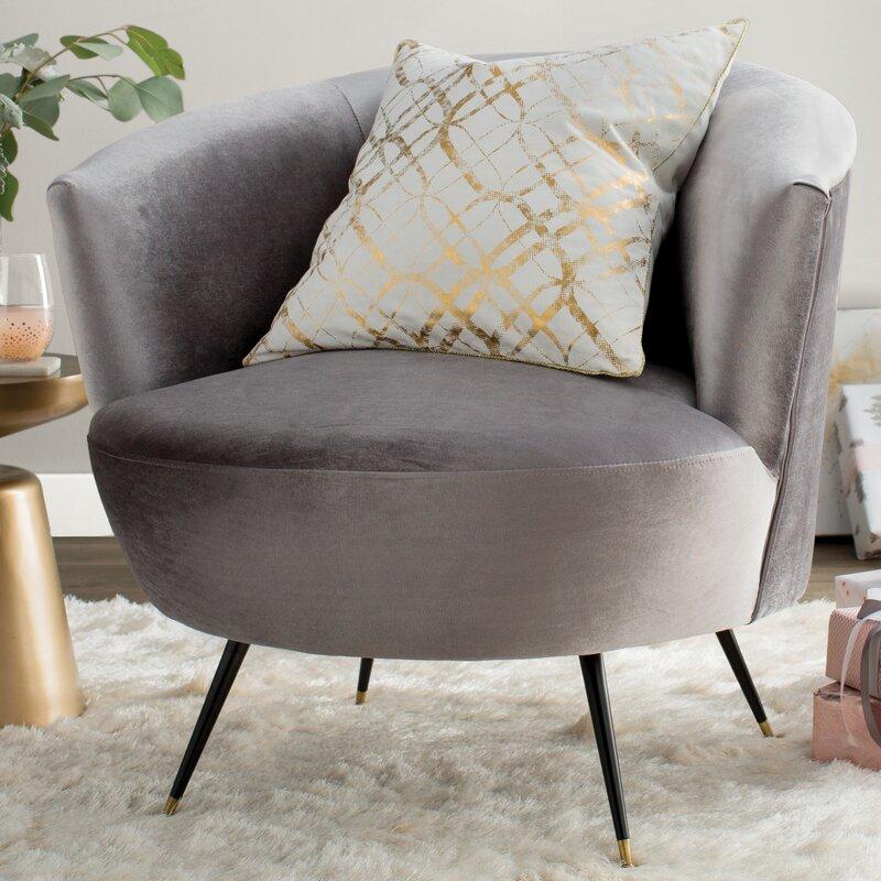 Mullen Barrel Chair Amp Reviews Allmodern