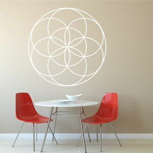 Seed of Life Sacred Geometry Wall Decal