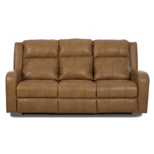 Awesome Acorn Oaks Reclining Sofa With Headrest And Lumbar Support