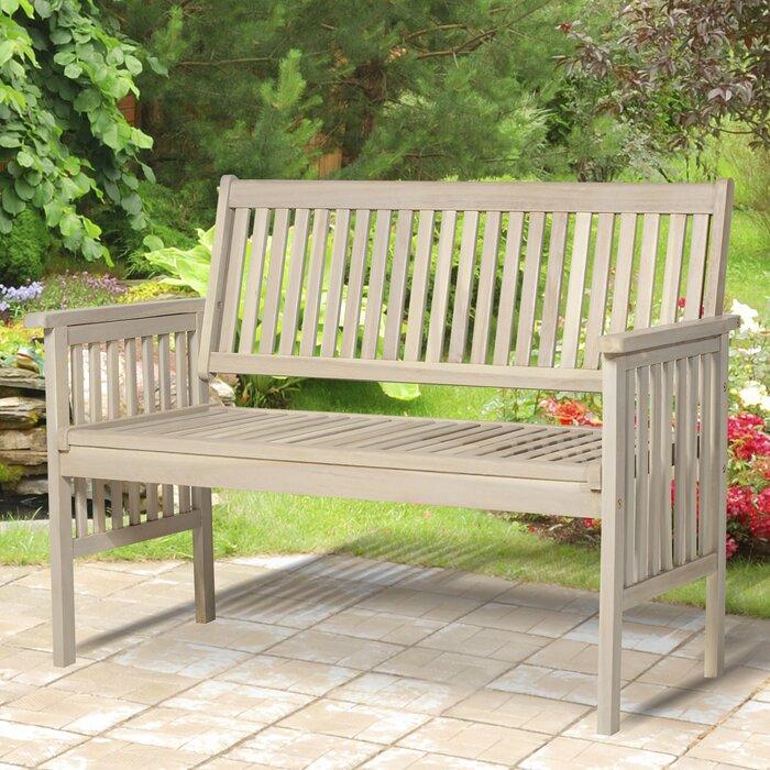 Erdmann Wooden Garden Bench