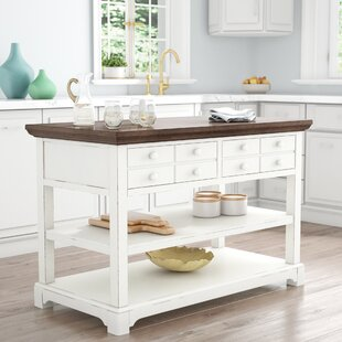 Pineville Kitchen Island