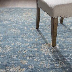 Montelimar Light Blue & Beige Area Rug