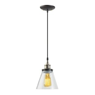 Mini pendants youll love wayfair purcell 1 light mini pendant aloadofball Image collections