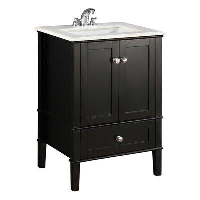 save to idea board white black - Bathroom Cabinets Black