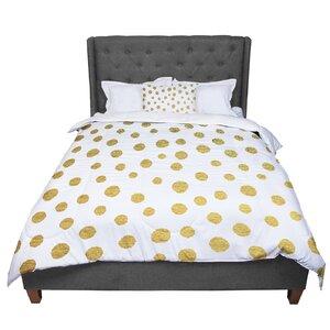Nika Martinez Dots Comforter