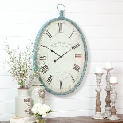 Oversized Wall Clocks You Ll Love Wayfair