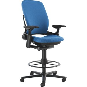leap highback drafting chair - Drafting Chairs