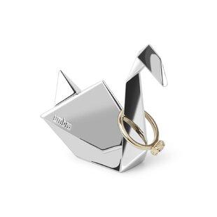 Boite bague origami