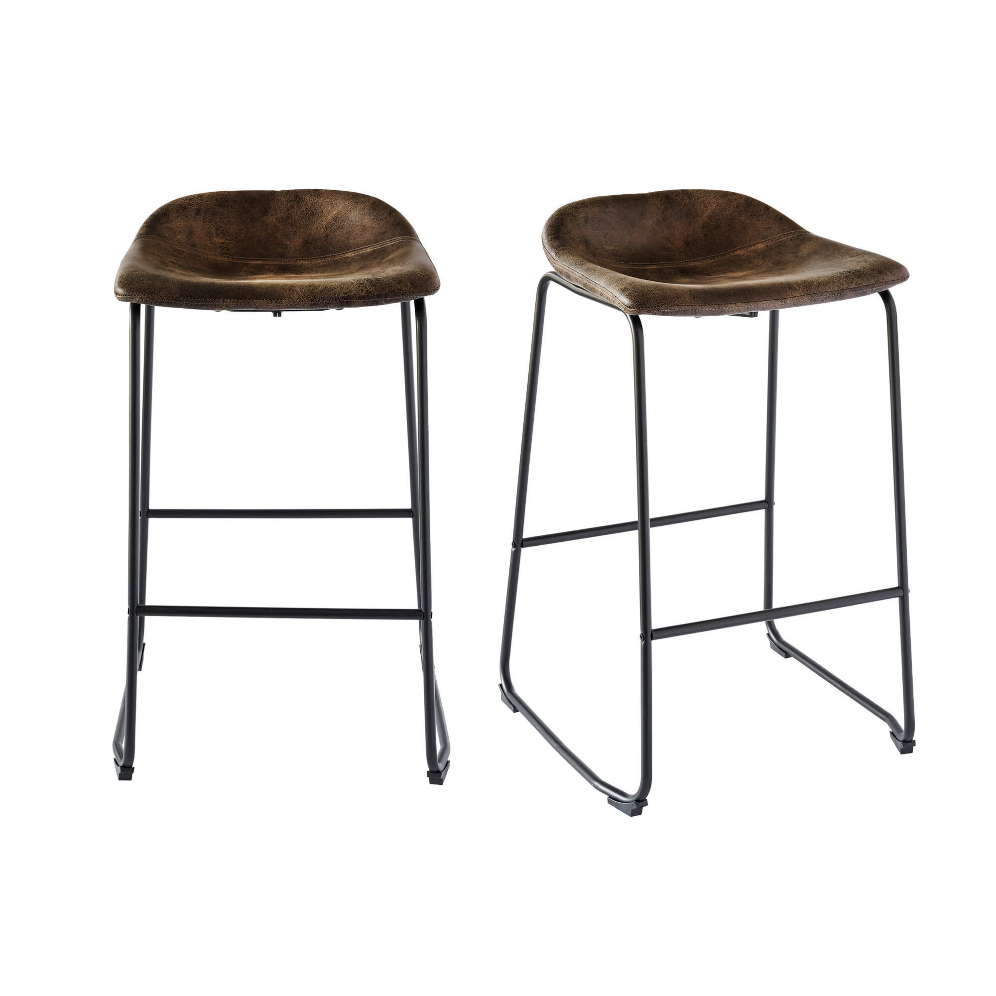 Gray 29 Bar Stool Reviews Allmodern