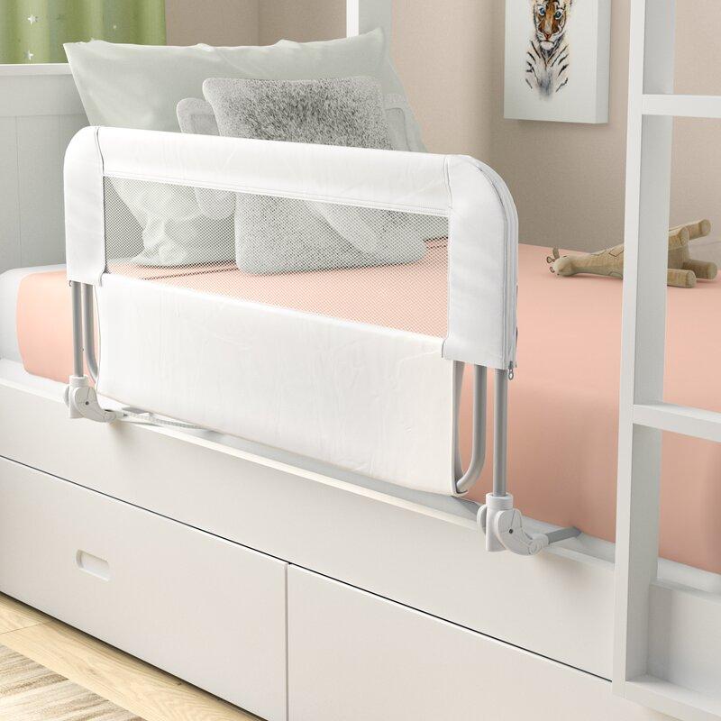 Harriet Bee Bridgett Safe Sleeper Fold Down Bed Rail Reviews Wayfair
