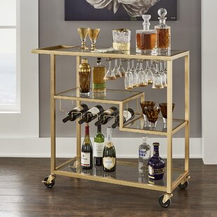 Wine Storage Bar Carts Youll Love Wayfair