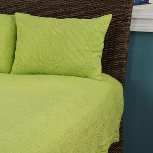 Lime Green Pillow Shams Wayfair